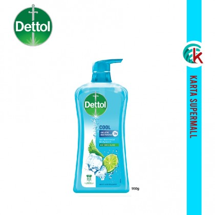 Dettol Shower Gel Cool 950g (J)